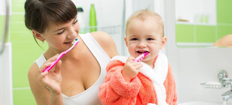 Denti e bambini: come affrontare traumi ed emergenze