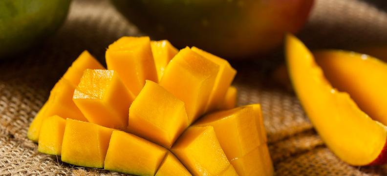 Frutta esotica benefici denti
