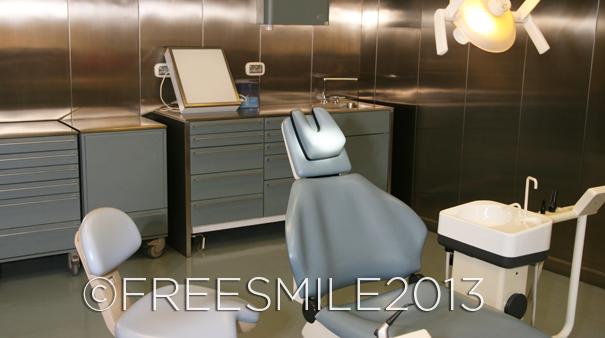 Impianti dentali e condizione sterile