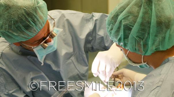 Gli interventi di chirurgia orale