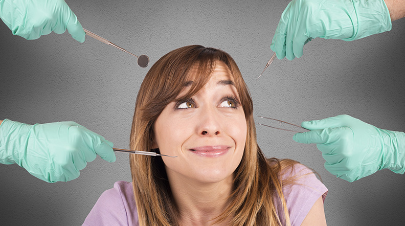 Odontofobia: quando la paura del dentista diventa una malattia