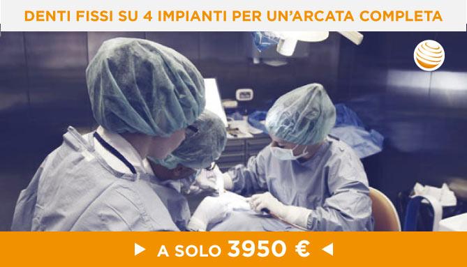 Implantologia dentale rischi