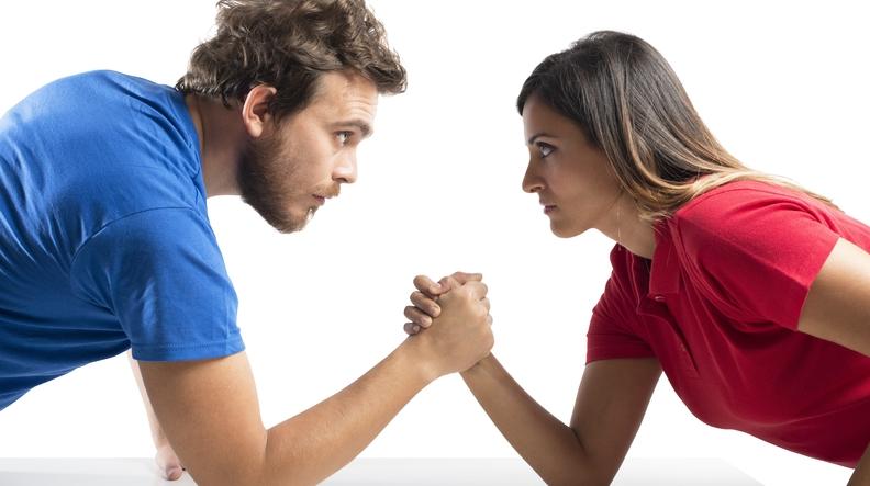 Salute orale: uomini VS donne