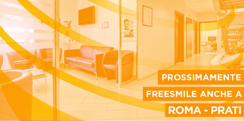 Freesmile clinica prossoma apertura